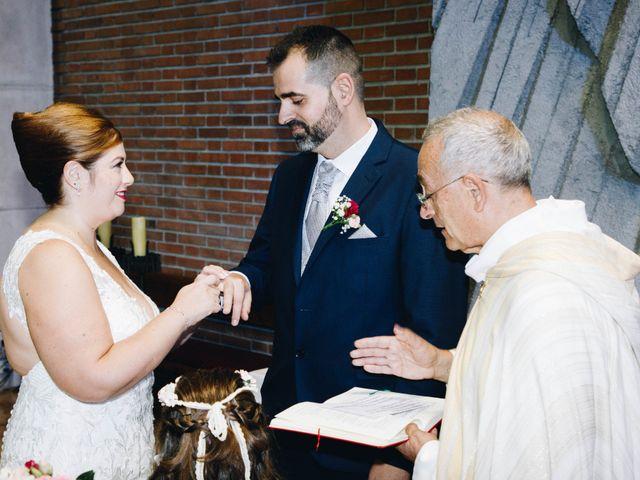 La boda de Vicente y Raquel en Alcorcón, Madrid 19