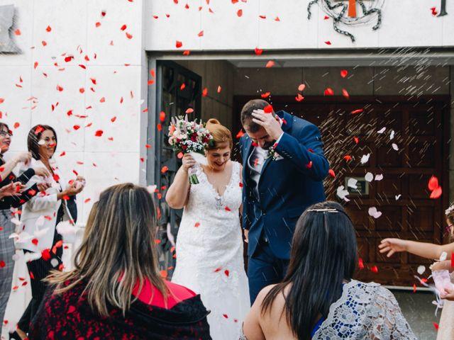La boda de Vicente y Raquel en Alcorcón, Madrid 22
