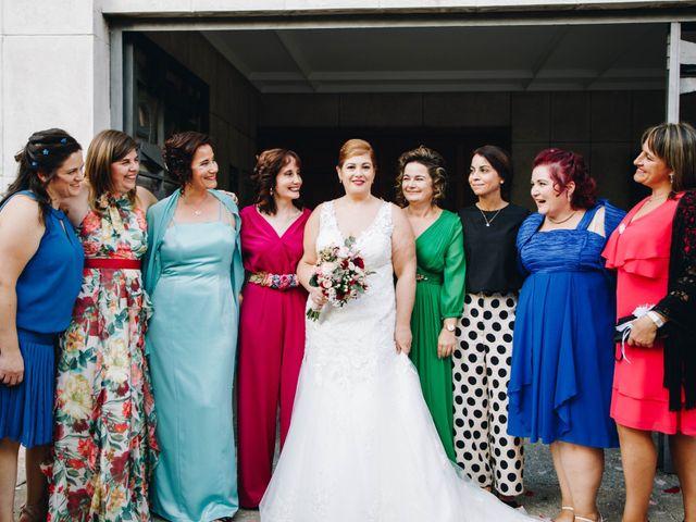 La boda de Vicente y Raquel en Alcorcón, Madrid 23