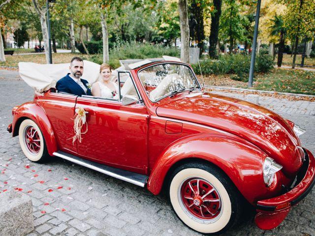 La boda de Vicente y Raquel en Alcorcón, Madrid 24
