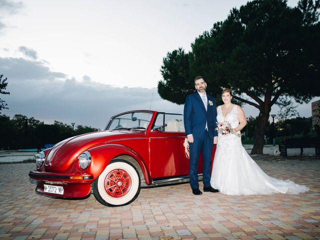La boda de Vicente y Raquel en Alcorcón, Madrid 28