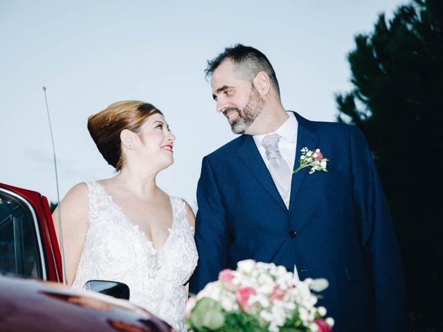 La boda de Vicente y Raquel en Alcorcón, Madrid 29