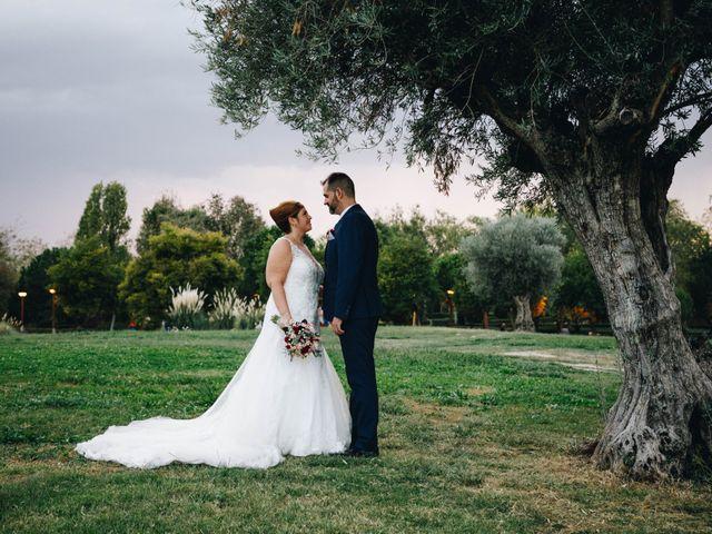 La boda de Vicente y Raquel en Alcorcón, Madrid 35
