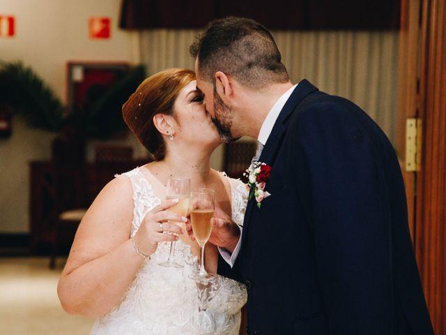 La boda de Vicente y Raquel en Alcorcón, Madrid 45