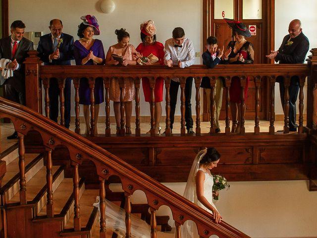 La boda de Victor y Ana en Daya Vieja, Alicante 1