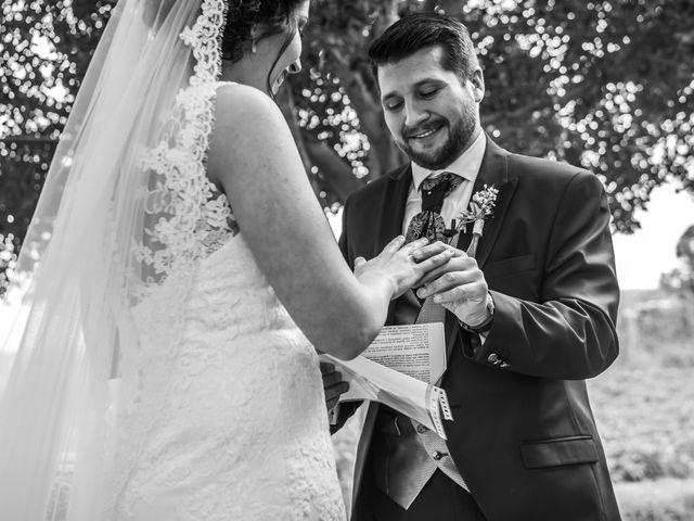 La boda de Victor y Ana en Daya Vieja, Alicante 38