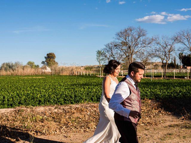 La boda de Victor y Ana en Daya Vieja, Alicante 55