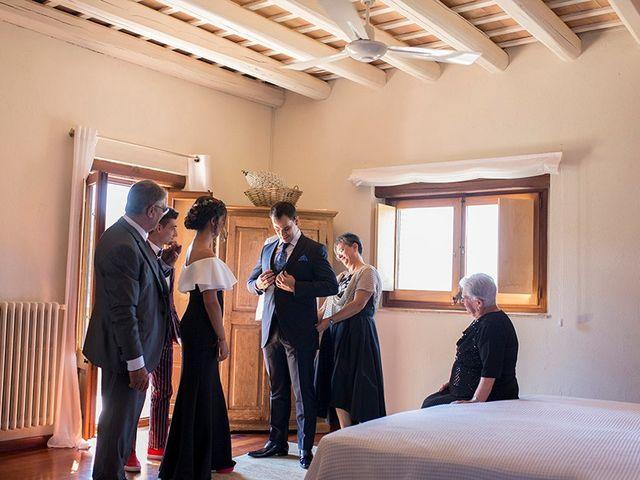 La boda de Daniel y Lidia en Vilademuls, Girona 6