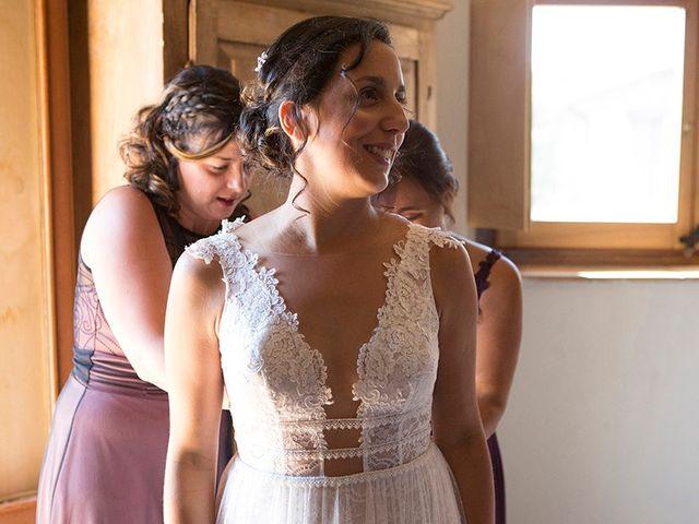 La boda de Daniel y Lidia en Vilademuls, Girona 10