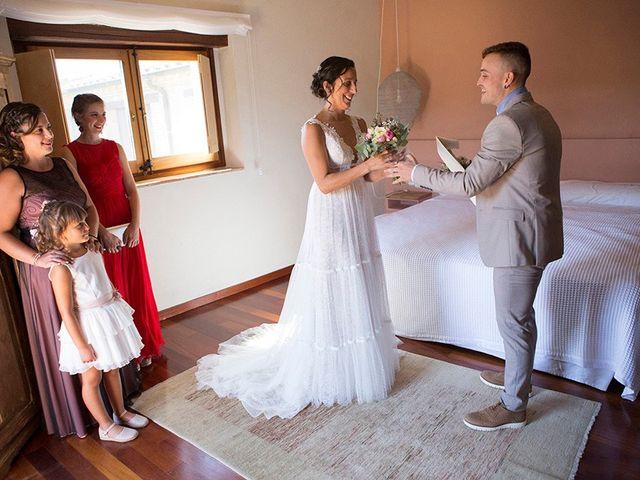La boda de Daniel y Lidia en Vilademuls, Girona 11