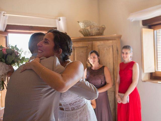 La boda de Daniel y Lidia en Vilademuls, Girona 13