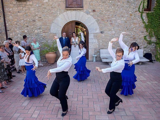 La boda de Daniel y Lidia en Vilademuls, Girona 15