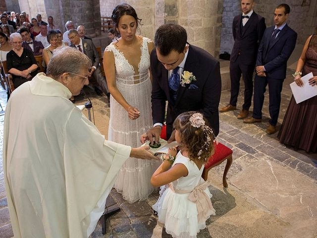 La boda de Daniel y Lidia en Vilademuls, Girona 20