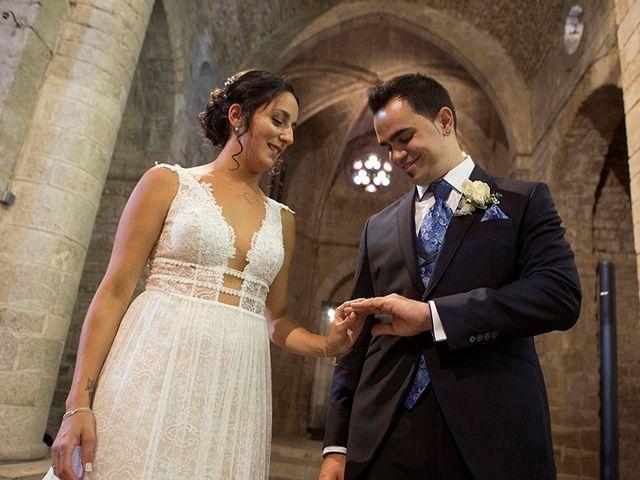 La boda de Daniel y Lidia en Vilademuls, Girona 22