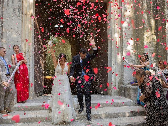 La boda de Daniel y Lidia en Vilademuls, Girona 23