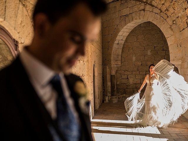 La boda de Daniel y Lidia en Vilademuls, Girona 24
