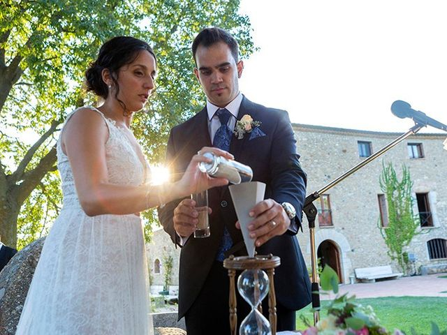 La boda de Daniel y Lidia en Vilademuls, Girona 30