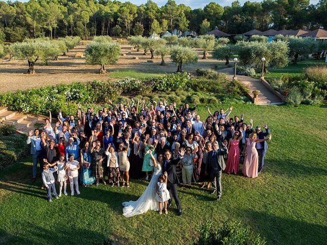 La boda de Daniel y Lidia en Vilademuls, Girona 31