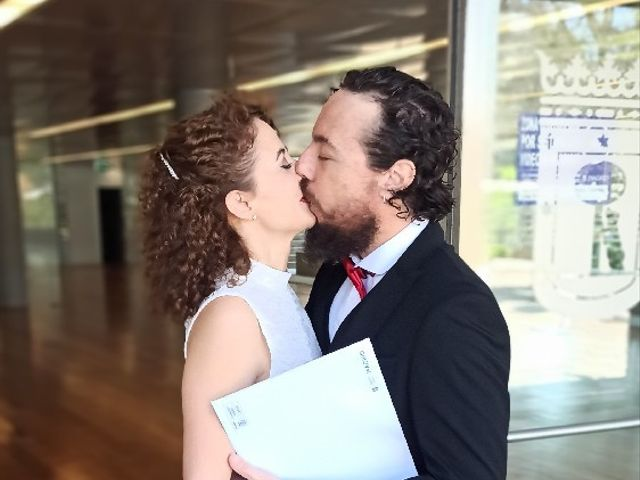 La boda de Jorge y Julia en Madrid, Madrid 2