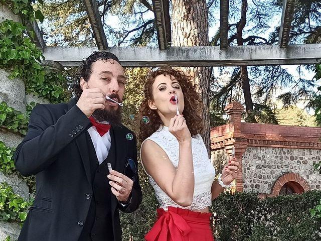 La boda de Jorge y Julia en Madrid, Madrid 4
