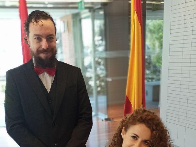 La boda de Jorge y Julia en Madrid, Madrid 5