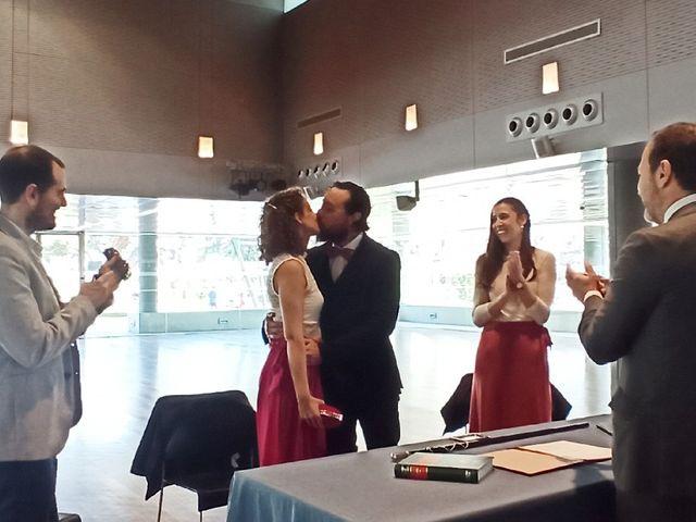 La boda de Jorge y Julia en Madrid, Madrid 1