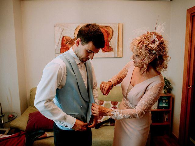 La boda de Alba y Jorge en Berango, Vizcaya 17