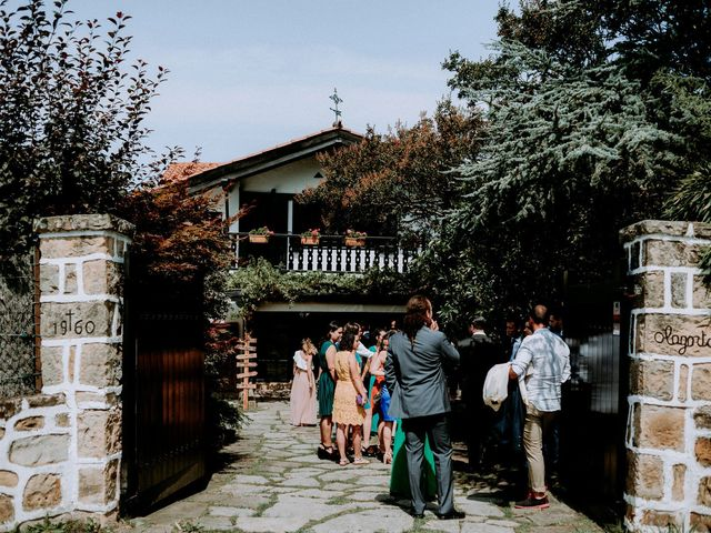 La boda de Alba y Jorge en Berango, Vizcaya 76