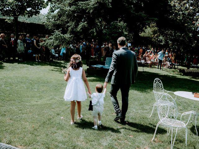 La boda de Alba y Jorge en Berango, Vizcaya 78