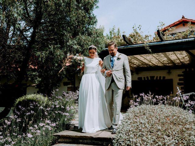 La boda de Alba y Jorge en Berango, Vizcaya 79