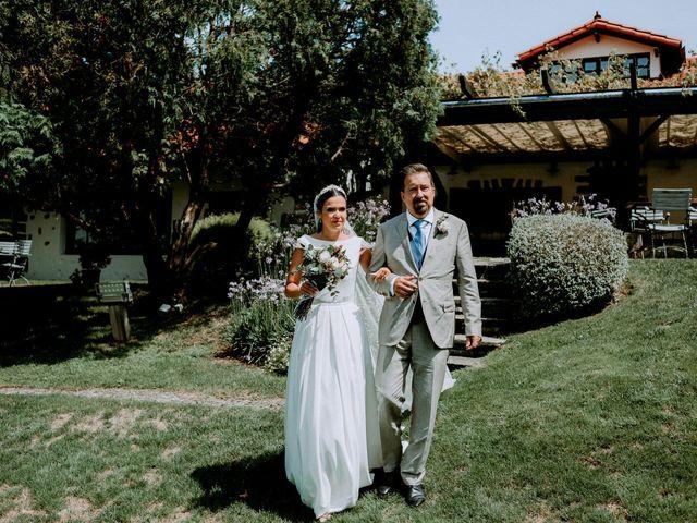 La boda de Alba y Jorge en Berango, Vizcaya 80