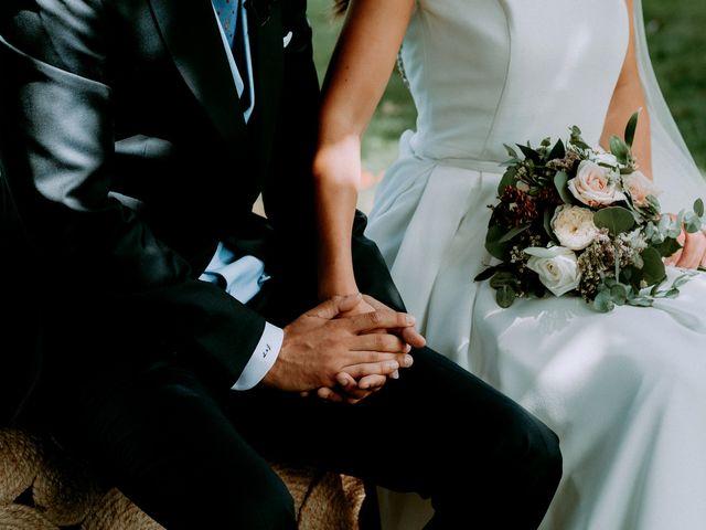 La boda de Alba y Jorge en Berango, Vizcaya 83