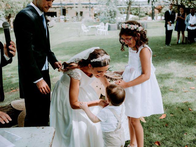 La boda de Alba y Jorge en Berango, Vizcaya 85