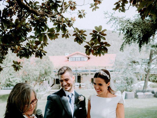 La boda de Alba y Jorge en Berango, Vizcaya 86