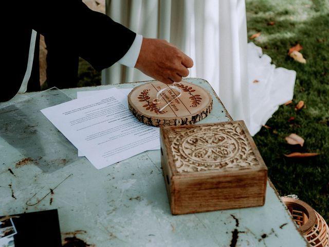 La boda de Alba y Jorge en Berango, Vizcaya 87