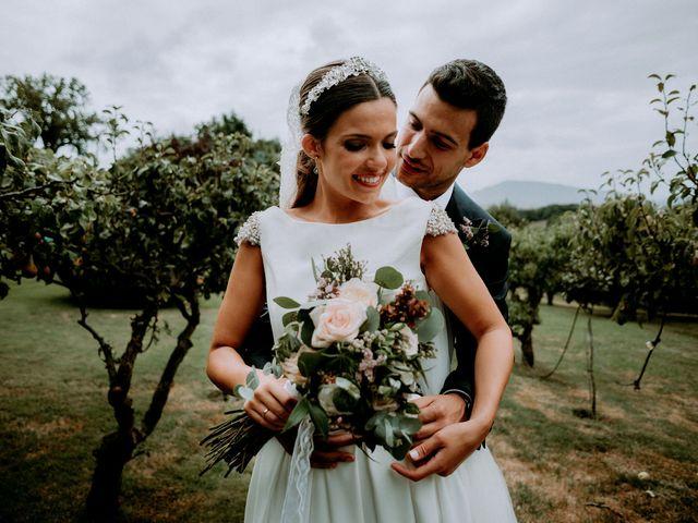 La boda de Alba y Jorge en Berango, Vizcaya 97