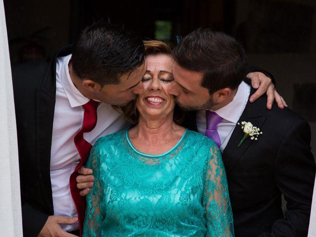 La boda de Alejandro y Natalia en Las Palmas De Gran Canaria, Las Palmas 8