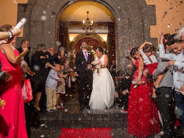 La boda de Alejandro y Natalia en Las Palmas De Gran Canaria, Las Palmas 14