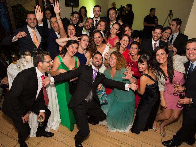 La boda de Alejandro y Natalia en Las Palmas De Gran Canaria, Las Palmas 18