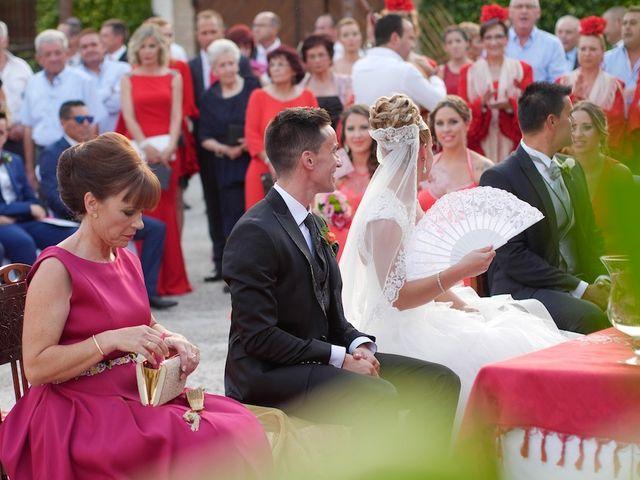 La boda de Ana y Francisco en Granada, Granada 37