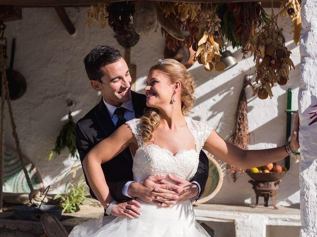 La boda de Ana y Francisco en Granada, Granada 67