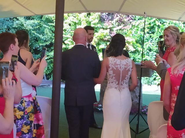 La boda de David y Marta en Palau De Plegamans, Barcelona 10