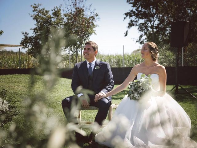 La boda de Albert y Elisabet en Girona, Girona 2