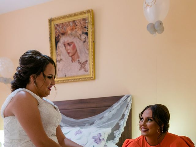 La boda de Antonio y Rocio en San Fernando, Cádiz 10