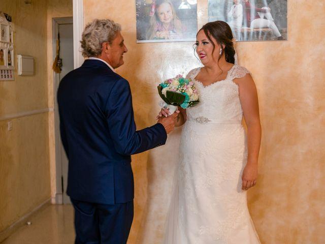 La boda de Antonio y Rocio en San Fernando, Cádiz 11