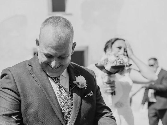 La boda de Antonio y Rocio en San Fernando, Cádiz 17