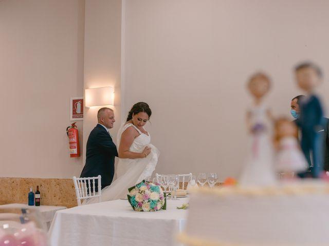 La boda de Antonio y Rocio en San Fernando, Cádiz 26