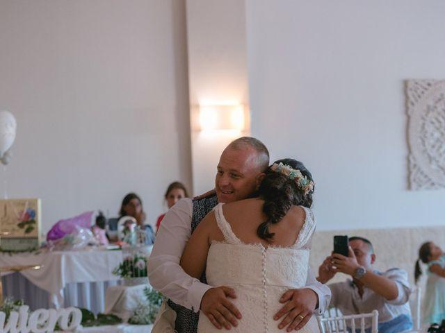 La boda de Antonio y Rocio en San Fernando, Cádiz 35