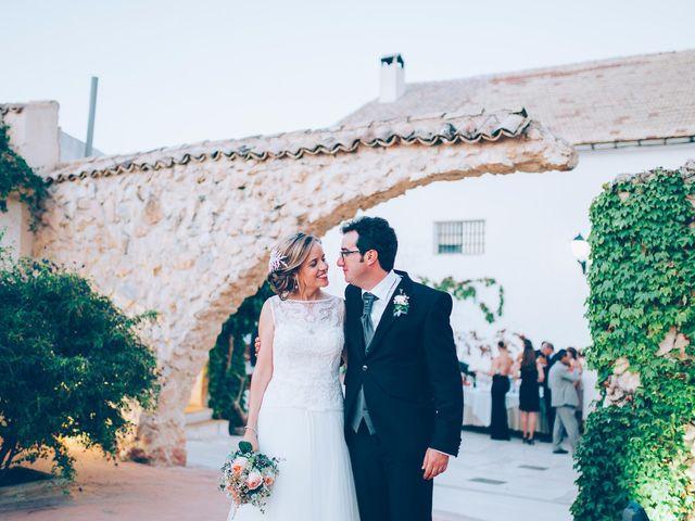 La boda de Mamen y Víctor