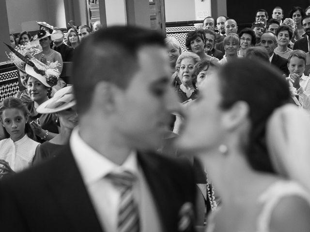 La boda de Cañete y Belen en Gines, Sevilla 11